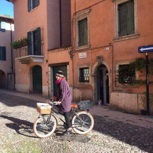 Milan bike city