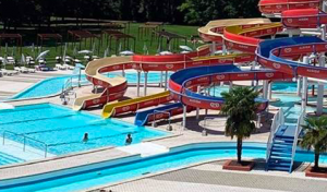 Water park Milano