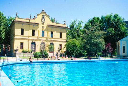 Swimming pools and beaches in Milan