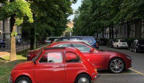 Parking in Milan – rules